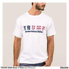 TRUMP BAM Basic T-Shirt