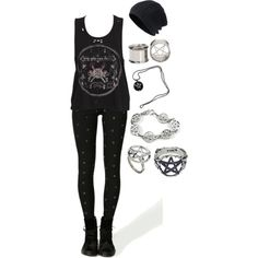 Untitled #1160, created by bvb3666 on Polyvore