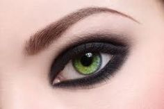 Make those gorgeous green eyes pop with this fun makeup look!