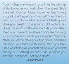 ❥ your mother