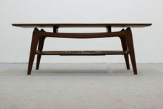 1960s coffee table | Designer: Louis van Teeffelen - for Wébé, Holland