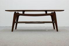 1960s coffee table | Designer: Louis van Teeffelen - for Wébé, Holland