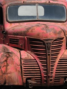 How to Find Old Trucks