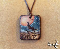 Náhrdelníky - Amulet - El Amar el Bary