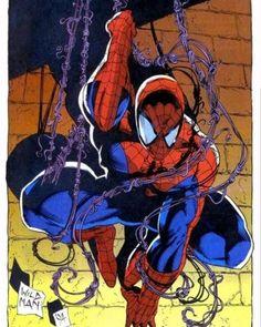 Marvel Comic Character, Amazing Spider, Marvel Comics, Spiderman, Superhero, Fictional Characters, Art, Spider Man, Art Background