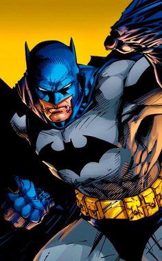 Batman by Jim Lee Foto Batman, Batman And Batgirl, Batman Dark, Batman The Dark Knight, Batman And Superman, Batman Comic Wallpaper, Batman Artwork, Batman Comic Art, Jim Lee Batman