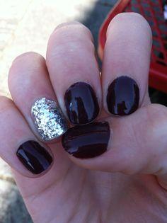 Super party nail art!