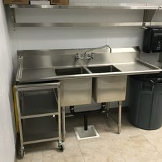 Fishin Hole Kitchen Mop Sink U0026 Ice Maker Designed By LU S Design Associates    Fishin Hole Family Restaurant U0026 Bar   Pinterest   Sinks, Kitchens And ...