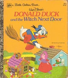 Walt Disney's Donald Duck and the Witch Next Door by n/a, http://www.amazon.com/dp/B004007GMG/ref=cm_sw_r_pi_dp_kpOUqb1CRWN77