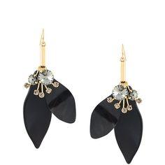 Marni petal earrings