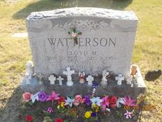 Edith Mae Magee Watterson Second wife of Floyd Watterson
