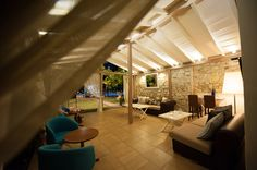 """Unique. Stylish. Luxurious. Petrino Suites Hotel is a four star hotel, environmentally friendly with… a """"natural"""" advantage. It is located in Afitos, Halkidiki just 500 meters away from the town center. It is a summer holiday resort in the beautiful peninsula of Kassandra"""