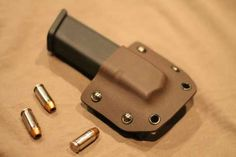 Make your own Kydex holsters & gear