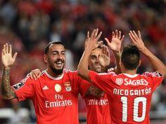 Arsenal 'eye move for Fulham's Kostas Mitroglou after impressive Benfica stint'