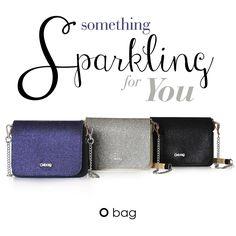 #Opocket, la borsa in formato extra small da portare a spalla diventa l'accessorio perfetto per le serate più #glam ►http://www.fullspot.it/somethingsparkling.html #Obag #newcollection #ILoveOnlineShopping