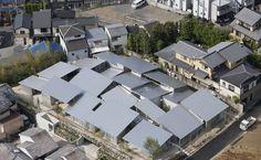Nishinoyama House   Kazuyo Sejima & Associates   Kyoto, Japan   Building Types Study   Architectural Record