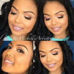 Sweet next door girl makeup