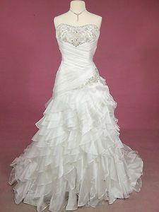 This is my wedding dress: Alfred Angelo Wedding Dress 215 | Jasmine
