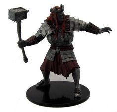 Fire Giant (Warhammer) #32A/45 D&D Icons of the Realms: Storm King's Thunder