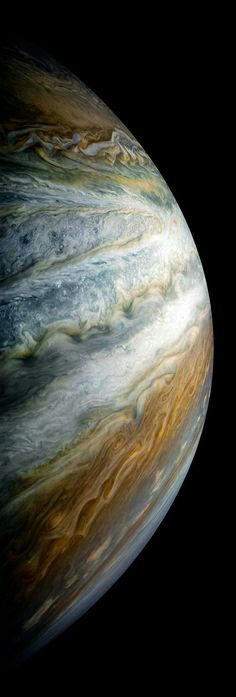 Jupiter view by Juno cam NASA – Science, Physics and Astronomy News Cosmos, Space Planets, Space And Astronomy, Nasa Space, Nasa Planets, Astronomy Facts, Astronomy Pictures, Space Photos, Space Images