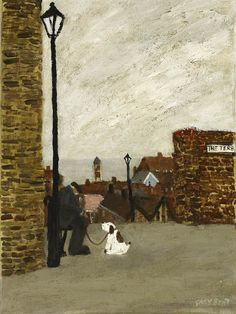 The Town Steps, Gary Bunt