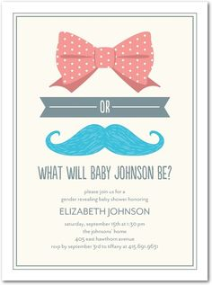 Bow or mustache :)