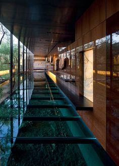 wendell burnette architects: desert courtyard house, arizona