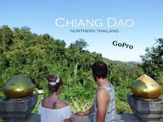 The beautiful Chiang Dao in Northern Thailand on the Mae Hong Son Loop. See why The Married Wanderers prefer this quiet town compared to the nearby Chiang Ma. Trek Bikes, Northern Thailand, Travel Couple, Thailand Travel, Gopro, Letting Go, The Good Place, Travel Tips, Adventure