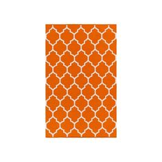 Surya Hand-Woven Nicole Lattice Cotton Rug (4' x 6') (