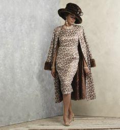 Roxxy Jacket Dress and Hat from ASHRO