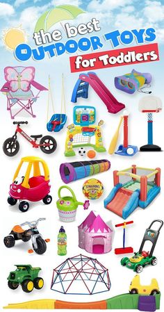 outdoor toys for toddlers \ outdoor toys for kids . outdoor toys for toddlers . outdoor toys for 1 year old . outdoor toys for boys . outdoor toys for 3 year old boys . outdoor toys for toddlers backyards . outdoor toys for kids diy Outdoor Toys For Toddlers, Best Outdoor Toys, Games For Toddlers, Outdoor Fun, Best Toys For Toddlers, Outdoor Gifts For Kids, Backyard Toys For Kids, Outdoor Games, Best Toddler Toys