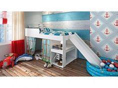 Cama Infantil Playground - Art In Móveis Meu Fofinho com as melhores condições você encontra no Magazine Maxeletrotop. Confira!