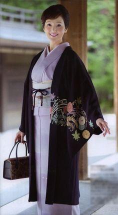 【母親】卒業式の着物にふさわしい羽織、アウターを紹介します♪ | 着物のブログ