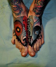 Tattoo by Marcin Aleksander Surowiec / Poland