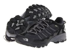 The North Face - Ultra 109 GTX (TNF Black/Dark Shadow Grey) Men's Shoes