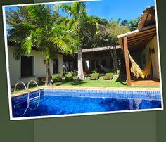 Maison Pipa Brésil - location d'une maison de vacances au Brésil à Pipa.