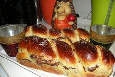 Retete Culinare - Cozonac cu nuca