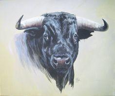 Maria Luisa Vazquez Martinez - Buy Maria Luisa Vazquez Martinez's latest works on Artmajeur Toro<br> Taurus Bull Tattoos, Bull Pictures, Hirsch Tattoo, Bull Painting, Bull Cow, Pet Monkey, Bull Skulls, Cowboy Art, Pencil Drawings
