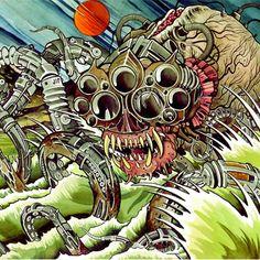 new Behold... The Arctopus artwork. Soooooo awesome.