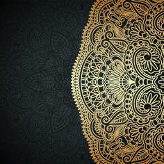 orative pattern vector background 03