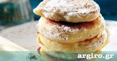 Pancakes από την Αργυρώ Μπαρμπαρίγου | Εύκολα, γρήγορα και αφράτα, με μοναδική ζύμη και γεύση αξεπέραστη. Φτιάξτε τα για πρωινό, για brunch, για επιδόρπιο!