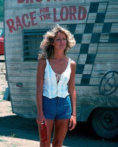 Farrah Fawcett - The Six Million Dollar Man, 1974