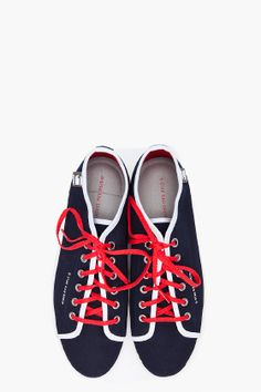 G-STAR //  NAVY DASH II AVERY SNEAKERS
