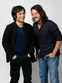 23 Times Gael García Bernal And Diego Luna Were Adorable Together
