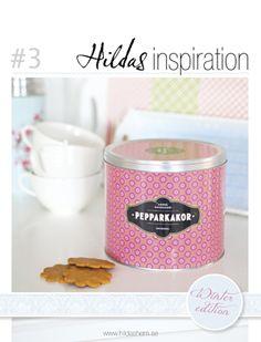 Hildas inspiration #3  Free magazine