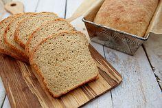 Honey Wheat Bread