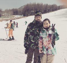 祝1周年これならも末長くよろしくお願いしまーす去年同じホテルとレストランと同じスキー場#彼女歴1年 #anniversarytrip #anniversary #lover #snowboard #karuizawa #軽井沢