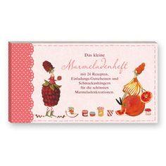 Das kleine Marmeladenheft #GrätzVerlag #SilkeLeffler