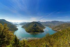 Just around the riverbend   Lake Skadar, Montenegro