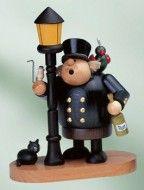 Captain German Incense Smoker